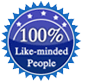 like-minded people